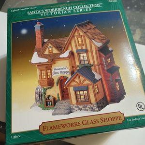 Santa's Workbench Collection Victorian Series 2000